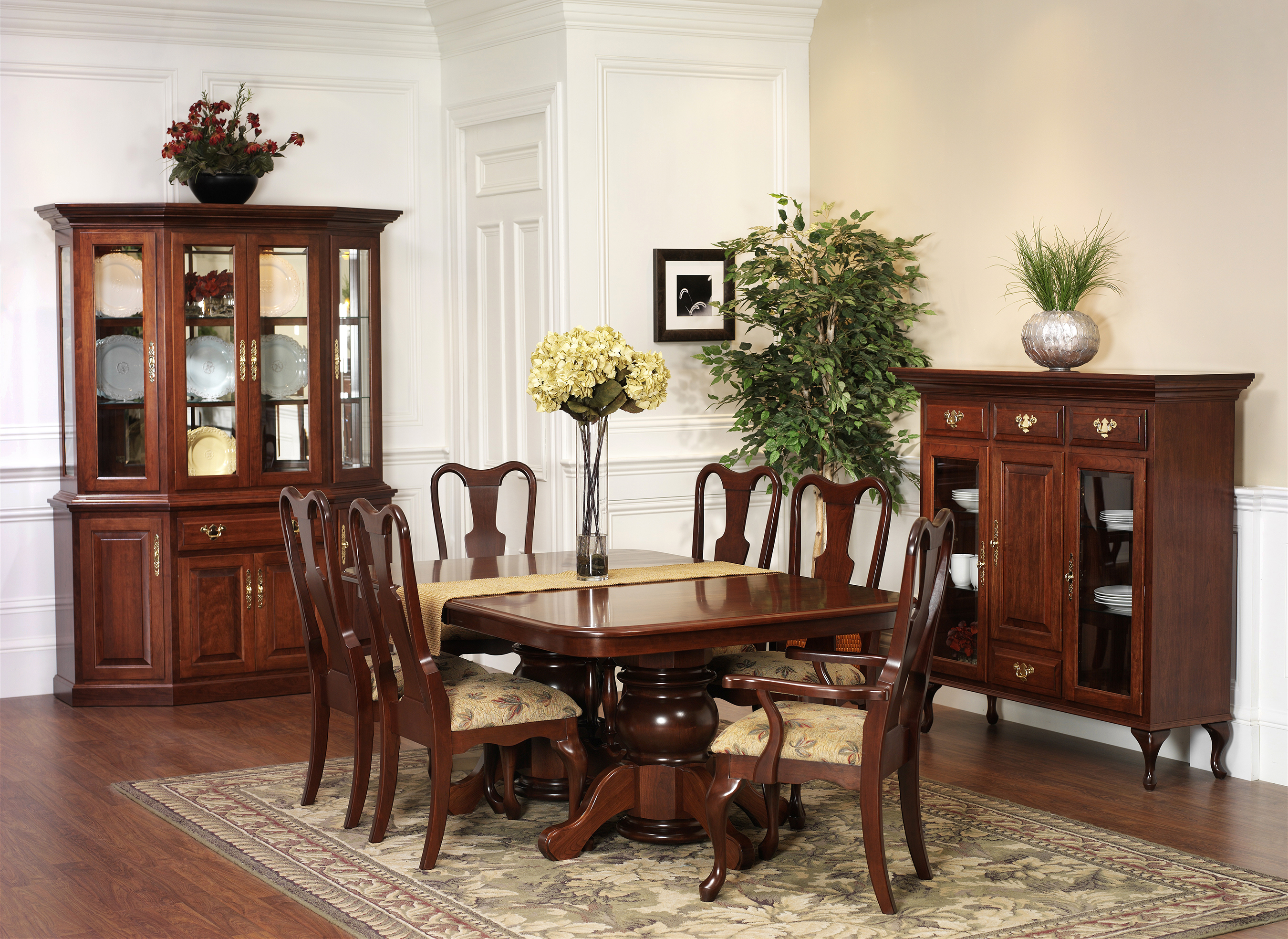 amish furniture dining rooms
